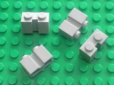 4 x LEGO MdStone Brick ref 4216 for roller door set 10219 Maersk Container Train