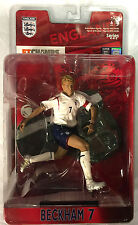 FT Champs England Beckham 7 Action Figure 6 inch / 15 cm new