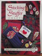 STOCKING STUFFERS CRAFTS 1995