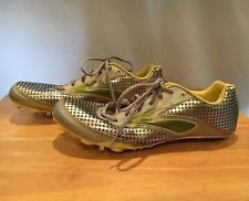 New listing BROOKS twitch track and field spikes womens 11 medium