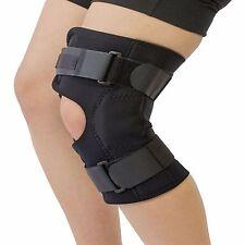 Low Profile Bariatric Plus Size Knee Brace Neoprene Open Patella FREE Shipping