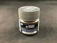 Mr. Hobby Mr Color SM 205 Super Metallic 2 Super Titanium 2 - 10ml Glass Jar