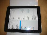 Apple iPad 1st Gen. 32GB, Wi-Fi + Cellular (Unlocked), 9.7in