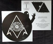 Vril - The Shadow Soul & The Black Sun Picture Disc Vinyl LP
