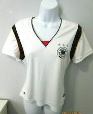 Womens Adidas Germany National Team Football Soccer Jersey  sz. L  EUC