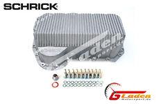 OEM Schrick Alu Rennsport Ölwanne OIL PAN  Audi VW 8V  GTI 16V G60 16VG60