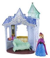Disney Frozen Magic Clip Flip Switch Castle Anna Doll Mattel Ages 3+ Toy Girls