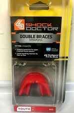 Shock Doctor Youth Double Braces Strapless Mouthguard 43200Y - 9N_44