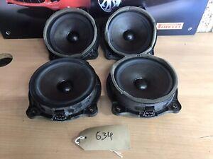2001-2012 Range Rover L322 Set Of Door Speakers 2x 160RG59/160RG60