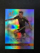 2015 Panini Donruss The Beautiful Game Autograph Auto Miguel Layun Mexico