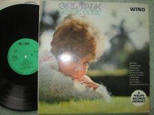 Lesley Gore – Girl Talk Label: Wing Records – WL.1183 Vinyl LP Album