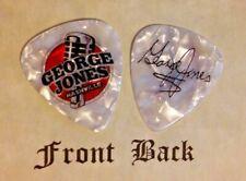 GEORGE JONES novelty signature guitar pick - (Q-i13)