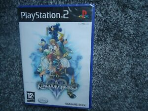 NEUF NEW playstation PS2 PAL UK blister KINGDOM HEARTS II 2