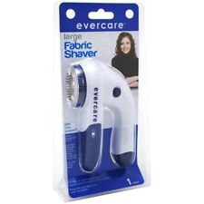 Evercare Fabric Shaver Large Giant Fuzz Lint Remover Safe Trim Battery Operated