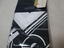 New Ralph Lauren Euro European Pillow Sham Ellington ~ Black and White $145 Nip