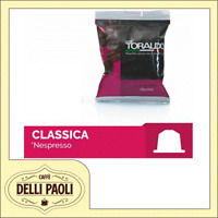 300 CAPSULE COMPATIBILI NESPRESSO CAFFE' TORALDO MISCELA CLASSICA