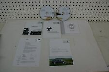2006 BMW Sedan 328I Owners Manual Set w/case and CD    FREE SHIPPING