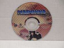 Madonna DVD Anime Cartoon NO CASE