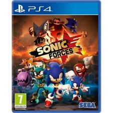 Sonic Forces Ps4 Game HY 78102