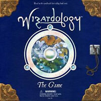 *NEW IN BOX* Wizardology The Board Game