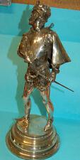 Sculptures et statues du XIXe siècle et avant sur socle personnage