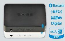 HIFI Bluetooth Audio Receiver ES9023 USB DAC Sound Card APTX NFC Coaxial RCA