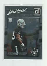 2016  Donruss  JIHAD WARD  Press Proof  037/100