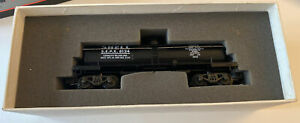 Williams Electric Trains, Crown Edition, Brass, SHELL TANK CAR S5