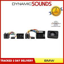 CTSBM00C Sony Autoradio Volant de Direction Adaptateur Contrôle Colonne pour BMW