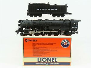 O Gauge 3-Rail Lionel 6-38053 NYC New York Central 4-8-2 Steam Loco #2793 w/TMCC