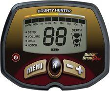 New listing Bounty Hunter Quick Draw Pro Metal Detector