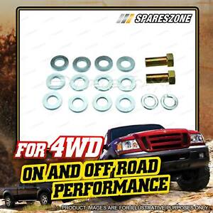 1 x Brand New Tailshaft Spacer Kit for MAZDA BT-50 B22P B32P High Ride Chassis