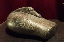 Sumerian / Mesopotamia duck weight with cuneiform writing Shulgi son of Ur Namu