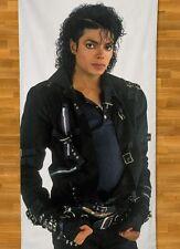 Michael Jackson Beach Towel NEW Summer NEW Bad Liberian Girl Leave Me Alone