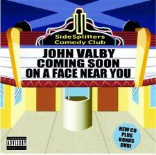 John Valby - Coming Soon on a Face Near You [New CD] Explicit, Bonus DVD, Brilli