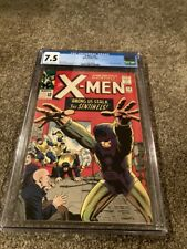 X-MEN #14 CGC 7.5 1ST  APP. SENTINELS-