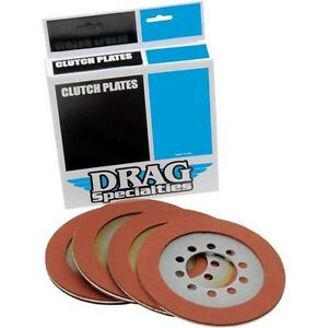 Organic Friction Plate Kit Drag Specialties  1131-0428