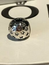 Pandora Charm Clip Stars 925/S925 ALE Sterling Silver