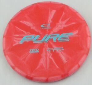 NEW Zero Medium Burst Pure 173g Putter Latitude 64 Discs Golf Disc at Celestial