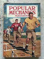 Popular Mechanics 1948 Oct Running Ropes WWII Vintage Prestone