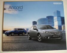 Honda . Accord . Honda Accord Saloon & Tourer . January 2013 Sales Brochure