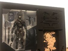 GI Joe Classified Snake Eyes Deluxe Hasbro Pulse Exclusive Complete in Box !
