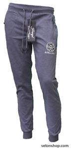 Pantaloni Tuta Da Uomo Basic Sportivi Lavoro Tempo Libero Sport VELONSHOP