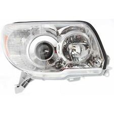 2006 -2009 TOYOTA 4RUNNER HEADLIGHT HEADLAMP LIGHT (CHROME) RIGHT PASSENGER SIDE