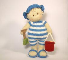 Seaside Jo-Jo doll knitting pattern