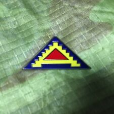 Us 7Th Army Hat/Lapel Pin