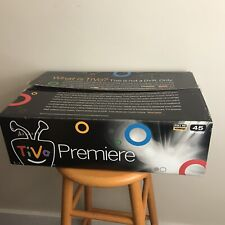 TiVo Premiere Series 4 Receiver 45 Hours Recording Model Tcd746320