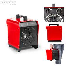 TROTEC TDS 19 E Electric heater fan, 3 kW/3000 W, Portable, Industrial