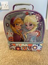 Disney Store frozen Packes Lunch Bag