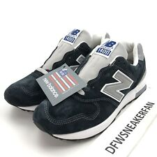 New Balance Made In USA X J Crew Collaboration  M1400NV Navy Men's 11.5 Shoes